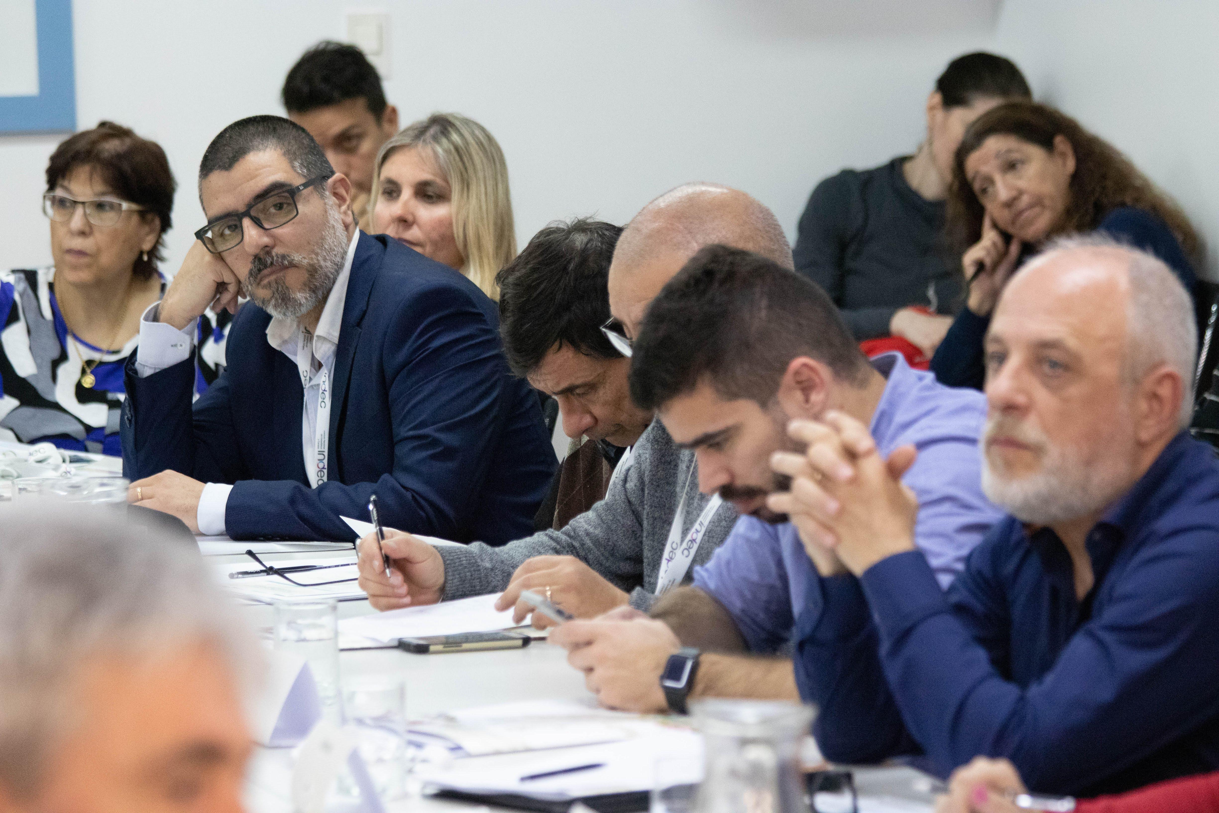 Reunión Plenaria de Directores - INDEC